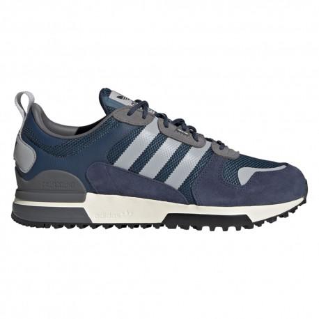 ADIDAS originals sneakers zx 700 hd blu grigio uomo