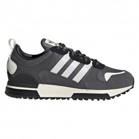 ADIDAS originals sneakers zx 700 hd marrone bianco uomo