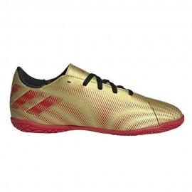 ADIDAS scarpe da calcio nemeziz messi .4 in oro fucsia uomo