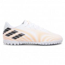 ADIDAS scarpe da calcio nemeziz .4 tf bianco nero uomo