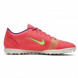 Nike Scarpe Da Calcio Mercurial Vapor 14 Club Tf Fucsia Lime Uomo