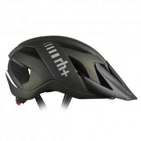 Rh+ Casco Bici 3in1 Matt Verde Metallizzato Uomo