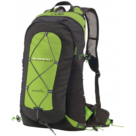 Camp Zaino Phantom 2.0 Green/Black