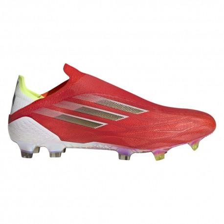 Adidas Scarpe Da Calcio X Flow+ Fg Rosso Nero Uomo