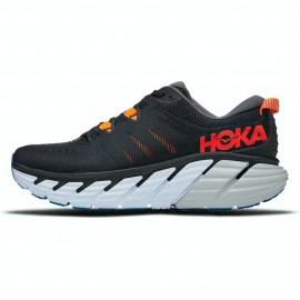 Hoka Scarpe Running Gaviota 3 Nero Castlerock Uomo