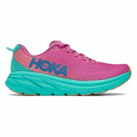 Hoka Scarpe Running Rincon 3 Phlox Rosa Atlantis Donna