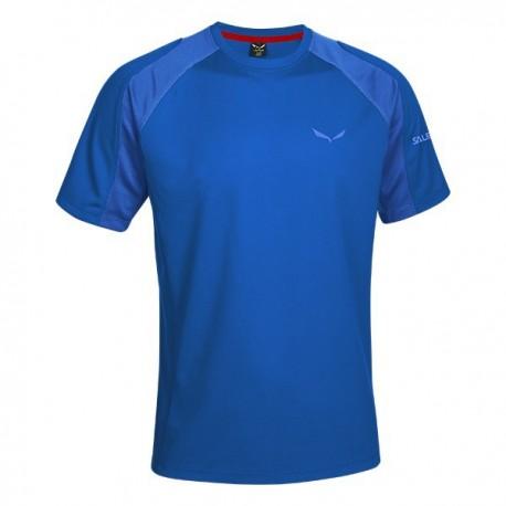 Salewa T-Shirt Puez Sporty Nautical Blue