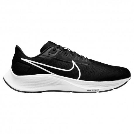 Nike Scarpe Running Air Zoom Pegasus 38 Nero Bianco Uomo