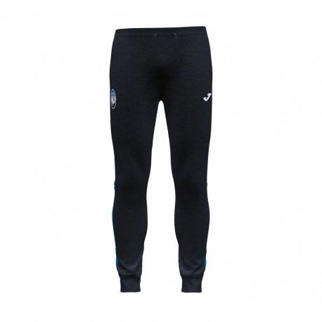 Joma Sport Pantaloni Tuta Atalanta Free Time Nero Blu Uomo