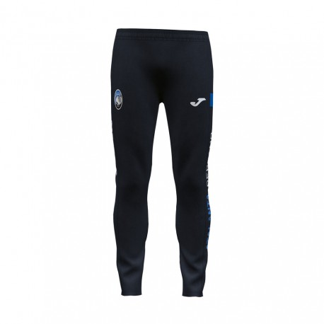 Joma Sport Pantaloni Tuta Atalanta Training Nero Blu Uomo