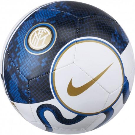 Nike Pallone Calcio Piccolo Inter Skls Fa21 Bianco Blu