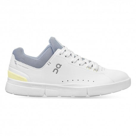 On Sneakers The Roger Advantage Bianco Blu Donna
