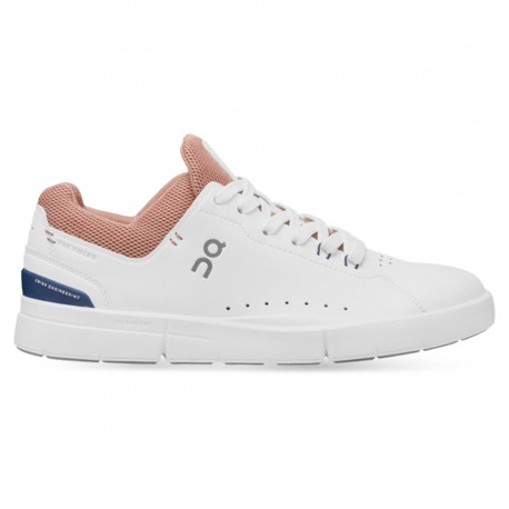 On Sneakers The Roger Advantage Bianco Oro Donna