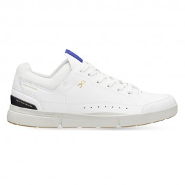 On Sneakers The Roger Centre Court Bianco Oro Uomo