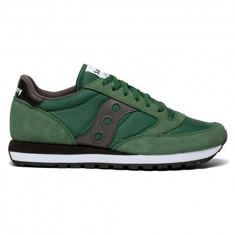 Saucony Sneakers Jazz O Green Grigio Uomo