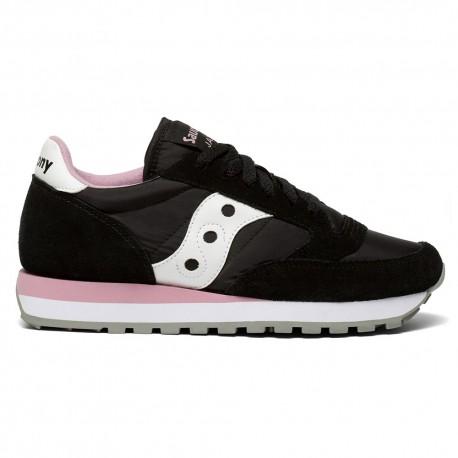 Saucony Sneakers Jazz O Nero Bianco Donna