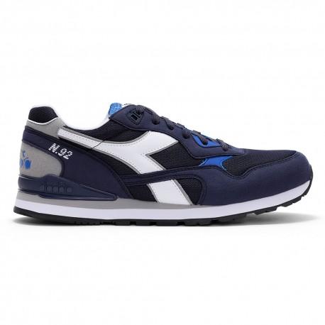 Diadora Sneakers N. 92 Blu Bianco Uomo