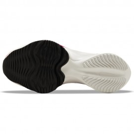 Nike Scarpe Running Air Zoom Tempo Next% Bianco Nero Donna