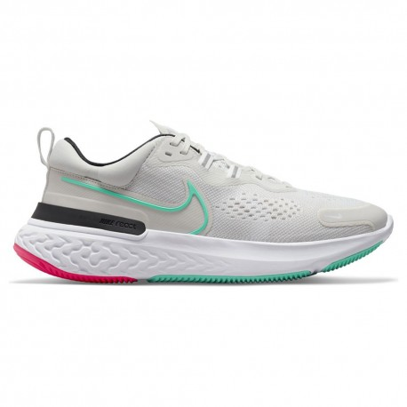 Nike Scarpe Running React Miler 2 Nero Uomo
