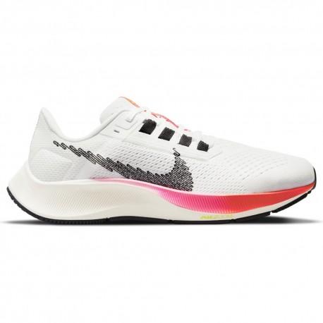 Nike Scarpe Running Air Zoom Pegasus 38 Bianco Nero Donna