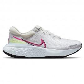 Nike Scarpe Running Zoomx Invincible Run Flyknit Nero Donna