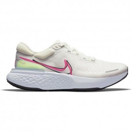 Nike Scarpe Running Zoomx Invincible Run Flyknit Nero Uomo