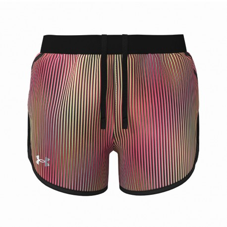 Under Armour Short fantasia Fly Multicolore Donna