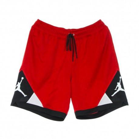 Nike Shorts Diamond Rosso Uomo