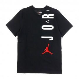 Nike T-Shirt Jordan Air Nero Uomo