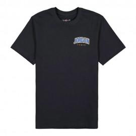 Nike T-Shirt Jordan Jumpman Back Nero Uomo