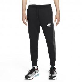 Nike Pantaloni Con Polsino Air Nero Uomo