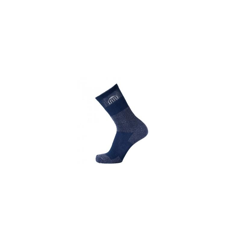 Mico Sport Calza Trekking Corta 3044 Blu Melange