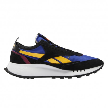 Reebok Sneakers Legacy Cl Royal Giallo Uomo