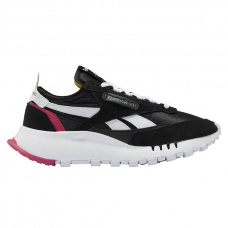 Reebok Sneakers Legacy Cl Nero Bianco Donna