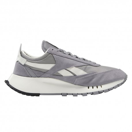 Reebok Sneakers Legacy Cl Grigio Bianco Uomo