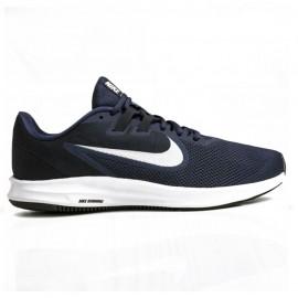 Nike Scarpe Running Downshifter 9 Blu Uomo