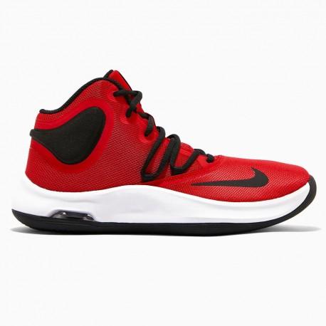 Nike Air Versitile Iv Rosso Nero Bianco Uomo