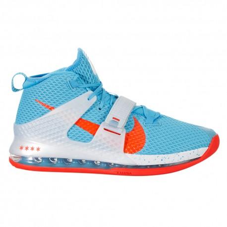 Nike Air Force Max Ii Azzurro Arancio Uomo