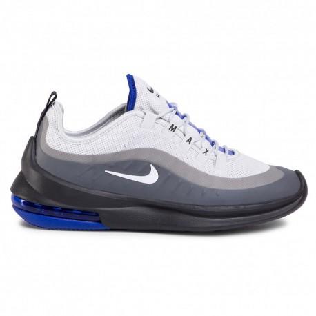 Nike Air Max Axis Grigio Nero Blu Uomo