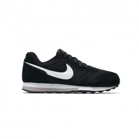 Nike Md Runner 2 Gs Nero Bianco Bambino