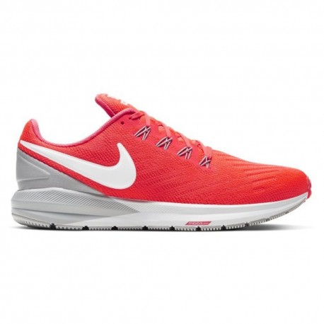Nike Air Zoom Structure 22 Rosso Bianco Uomo