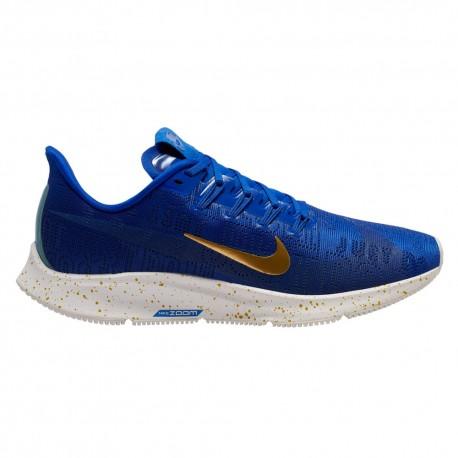 Nike Air Zoom Pegasus 36 Prm Blu Donna