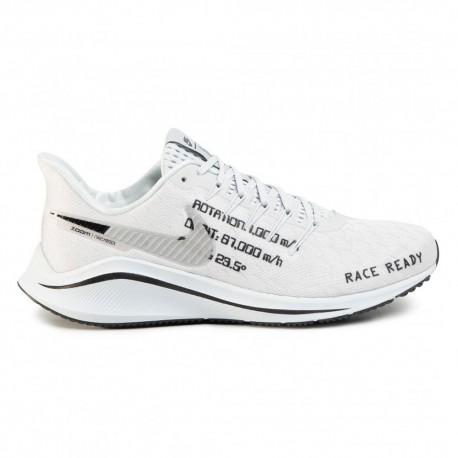 Nike Air Zoom Vomero 14 Bianco Nero Uomo