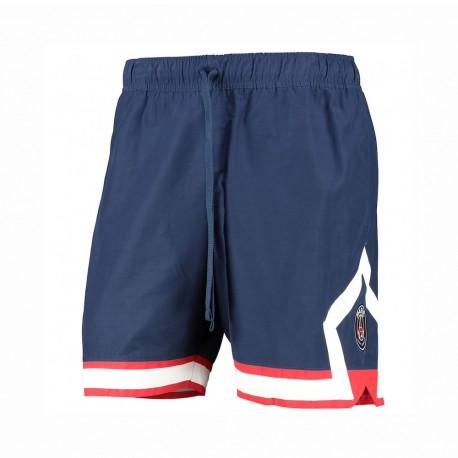 Nike Shorts Psg Jordan Blu Uomo