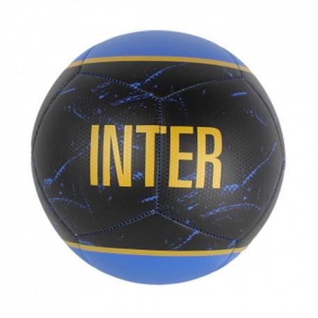 Nike Pallone Da Calcio Inter Ptch Fa21 Blu Oro