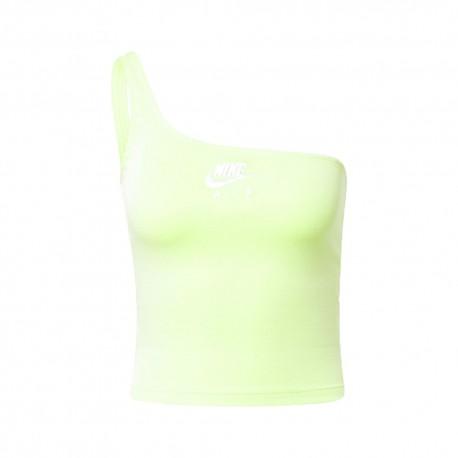 Nike Top Air Giallo Donna