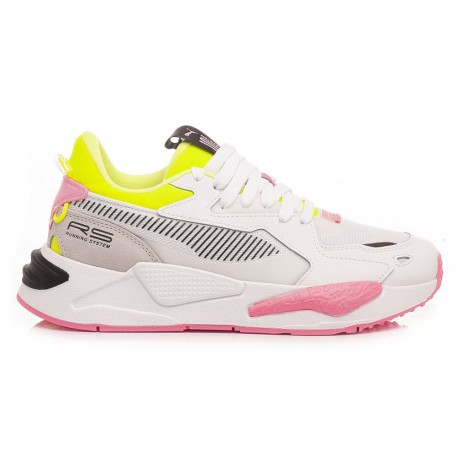 Puma Sneakers Rs Z Pop Bianco Fuxia Donna