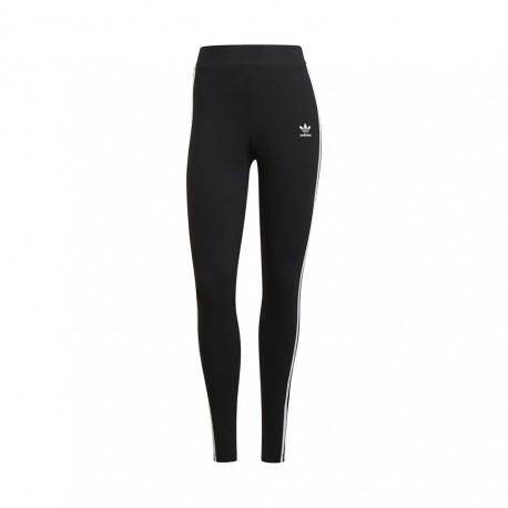 ADIDAS originals leggings 3-stripes nero donna