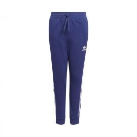ADIDAS originals pantaloni con polsino 3-stripes blu bambino