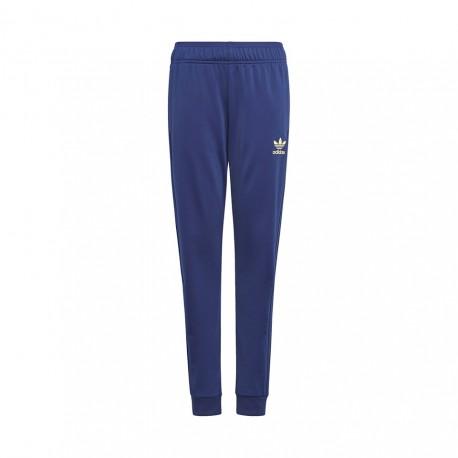 ADIDAS originals pantaloni con polsino acetati blu bambino